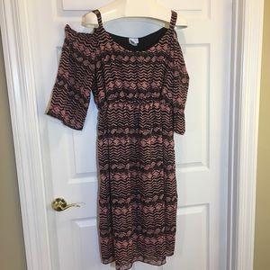 SWAK Sealed With A KISS Dress Size 3X